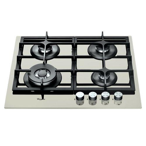 Ploča za kuhanje Whirlpool GOA 6425/S, 4 x plin, srebrna