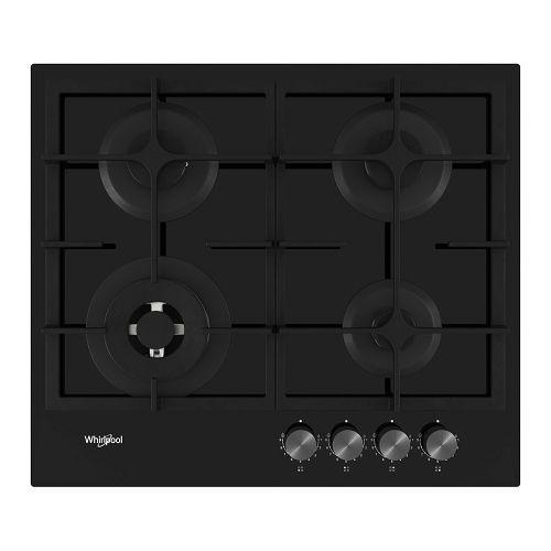 Ploča za kuhanje Whirlpool GOFL 629/NB, 4 x plin, crna