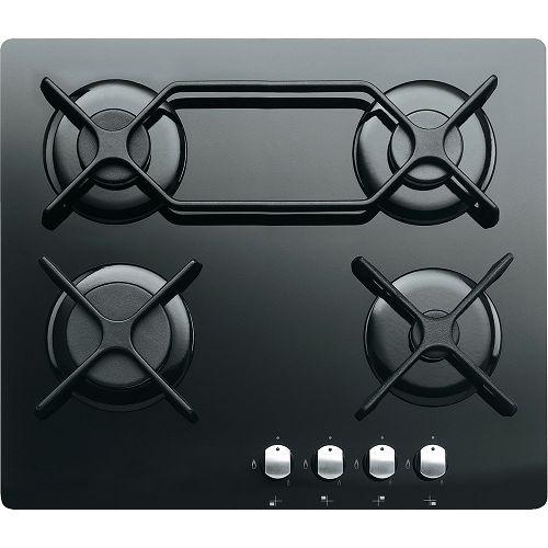 Ploča za kuhanje Whirlpool GOR 6416/NB, 4 x plin, crna