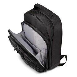 "Port ruksak Manhattan 15.6/17,3"",crn,kišna navlaka"
