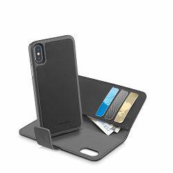 Preklopna i stražnja zaštita Combo za iPhone X/XS Cellularline