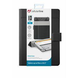 Preklopna zaštita za tablet do 10.5'' crna Cellularline