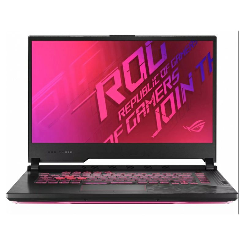 "Prijenosno računalo Asus ROG Strix G15 G512 i7 / 8GB / 512GB SSD / 15,6""FHD / GeForce GTX 1650 Ti / Windows 10 (black)"