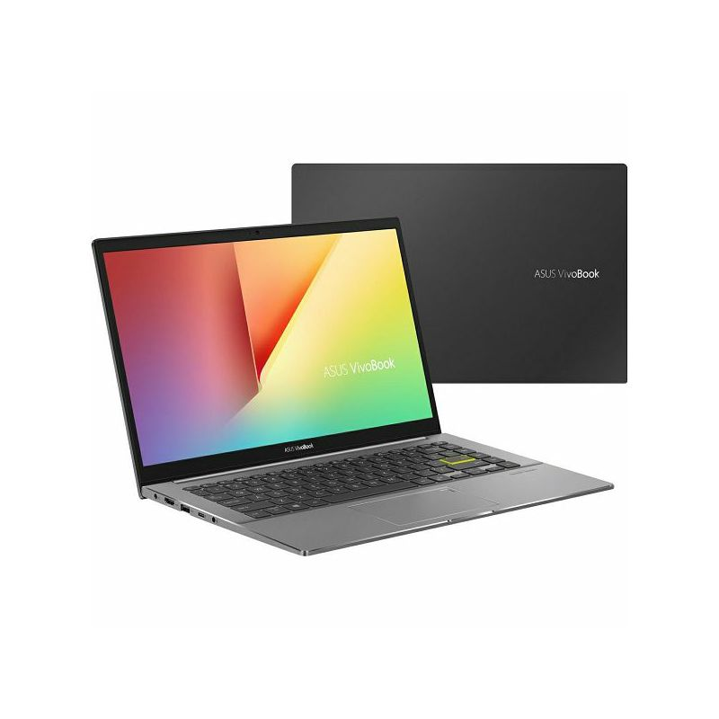 "Prijenosno računalo ASUS Vivobook S14 S433EQ-WB513T i5 / 8GB / 512GB SSD / 14"" FHD IPS / Windows 10 (indie black)"