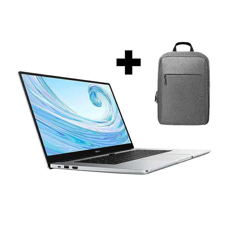 Prijenosno računalo HUAWEI MateBook D15  R5-3500U/8GB/256G/FHD/W10 + Ruksak Huawei Swift