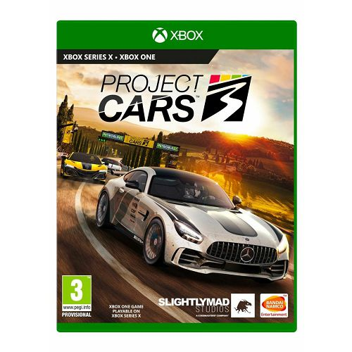 Project Cars 3 Standard Edition Xbox One