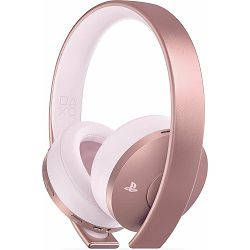 PS4 Wireless Rose Gold Headset