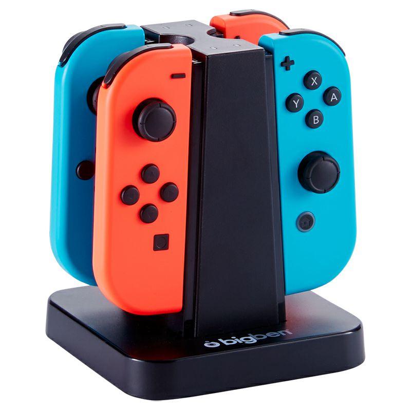 Punjač BIGBEN Nintendo SWITCH za joy -con