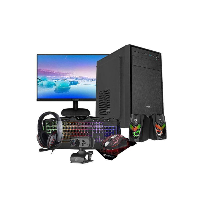 Računalo FENIKS Bluebird 3016 Intel Celeron G5905/8GB DDR4/SSD 240GB/Monitor/Set/Web kamera/Zvučnici