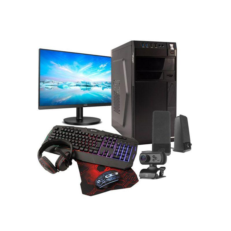 Računalo FENIKS Bluebird 3039 Intel i5-10400/8GB DDR4/SSD 480GB/Monitor/Set/Web kamera/Zvučnici