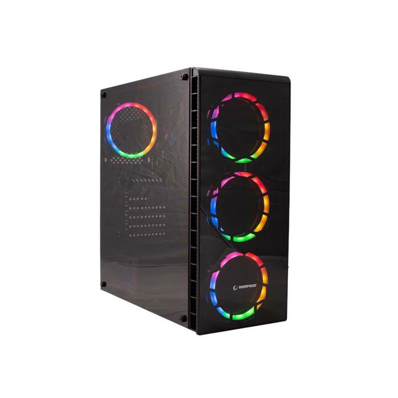 Računalo FENIKS Raven 5015 Intel i3-10100F/8GB DDR4/SSD 240GB/GT 1030