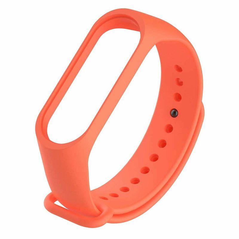 Remen za pametnu narukvicu Xiaomi Mi Band 3, narančasti