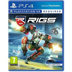 RIGS Mechanized Com League VR PS4