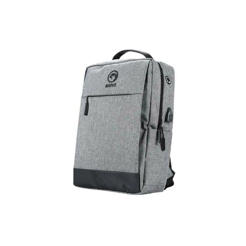 "Ruksak za laptop Marvo Scorpion BA-03 GY, 15.6"", sivi"