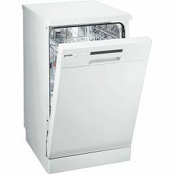 Samostojeća perilica posuđa Gorenje GS52115W, A++, 45 cm, bijela