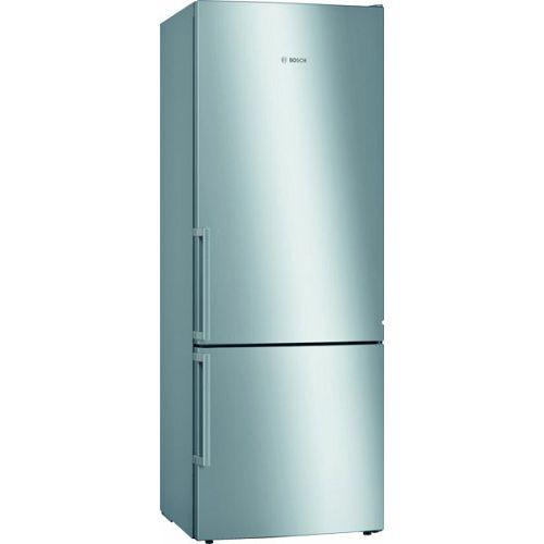 Samostojeći hladnjak Bosch KGE584ICP, A+++, Low Frost, 191 cm, kombinirani hladnjak, inox