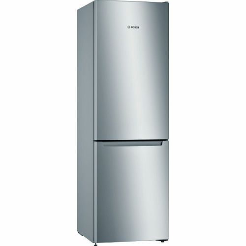 Samostojeći hladnjak Bosch KGN33NLEB, A++, No Frost, 176 cm, kombinirani hladnjak, inox
