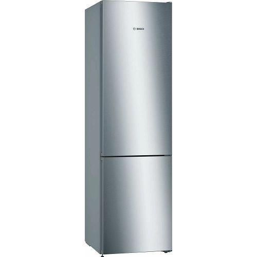 Samostojeći hladnjak Bosch KGN392IDA, A+++, No Frost, 203 cm, kombinirani hladnjak,inox