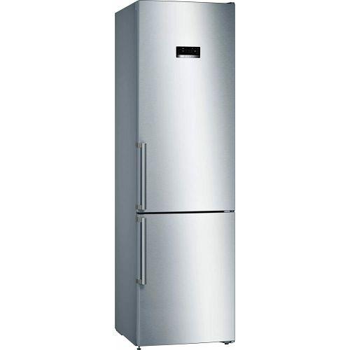 Samostojeći hladnjak Bosch KGN393IEP, A++, No Frost, 203 cm, kombinirani hladnjak, inox
