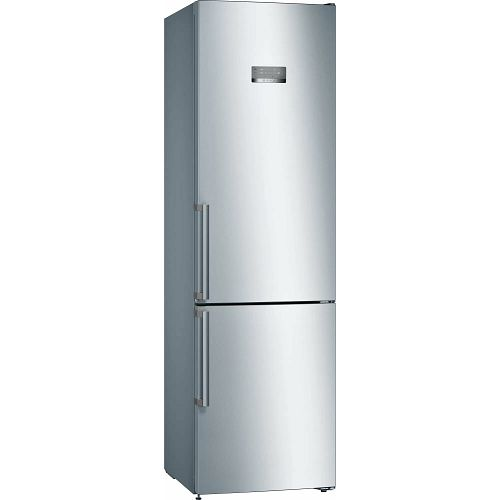 Samostojeći hladnjak Bosch KGN397LEP, A++, No Frost, 203 cm, kombinirani hladnjak, inox