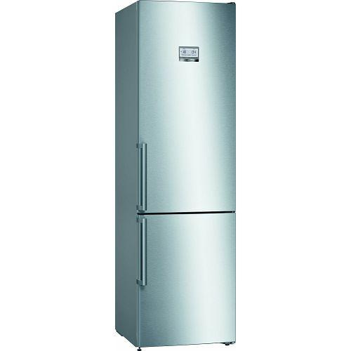 Samostojeći hladnjak Bosch KGN39HIEP, A++, No Frost, 204 cm, kombinirani hladnjak, inox