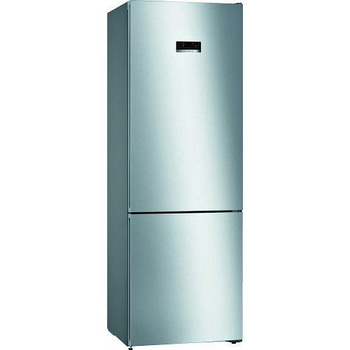 Samostojeći hladnjak Bosch KGN49XIEA, A++, No Frost, 203 cm, kombinirani hladnjak, inox
