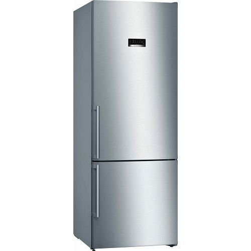 Samostojeći hladnjak Bosch KGN56XIDP, A+++, No Frost, 193 cm, kombinirani hladnjak, inox