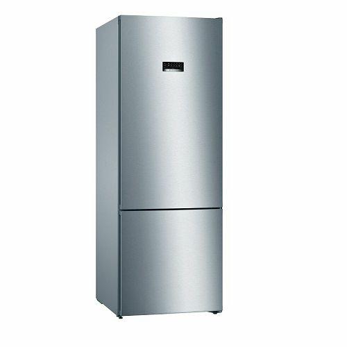 Samostojeći hladnjak Bosch KGN56XLEA, A++, No Frost, 193 cm, kombinirani hladnjak, inox