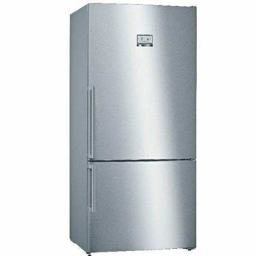 Samostojeći hladnjak Bosch KGN86AIDP, A+++, No Frost, 186 cm, kombinirani hladnjak, inox
