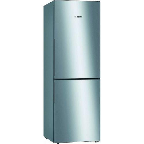 Samostojeći hladnjak Bosch KGV33VLEA, A++, Low Frost, 176 cm, kombinirani hladnjak, inox