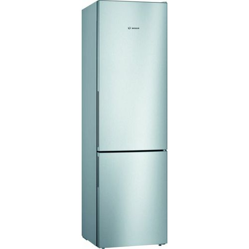 Samostojeći hladnjak Bosch KGV39VLEAS, A++, Low Frost, 201 cm, kombinirani hladnjak, inox