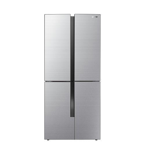 Samostojeći hladnjak Gorenje NRM8181MX, A+, 181.6 cm, No Frost, side by side, inox