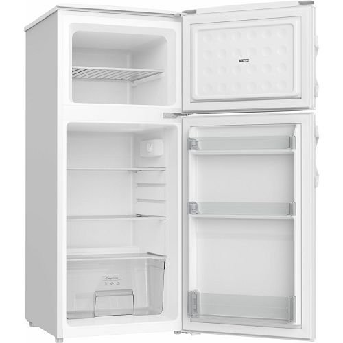 Samostojeći hladnjak Gorenje RF312FPW, A+, 123 cm, kombinirani hladnjak, bijeli