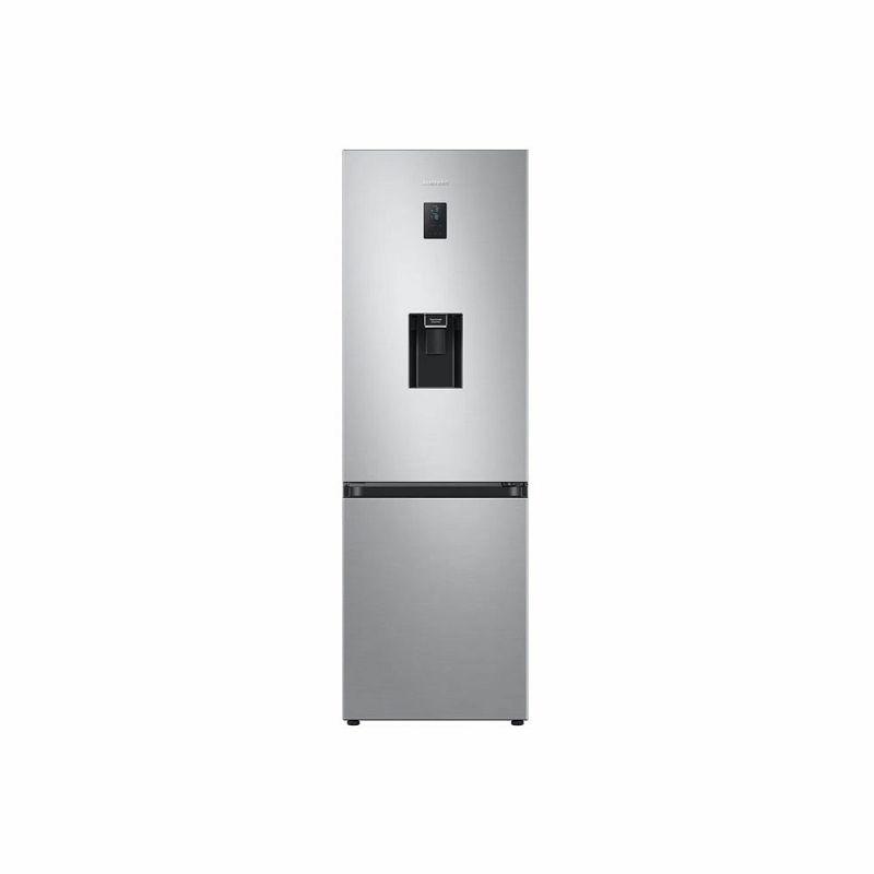 Samostojeći hladnjak Samsung RB34T652ESA/EK, E, dispenser, metal graphite