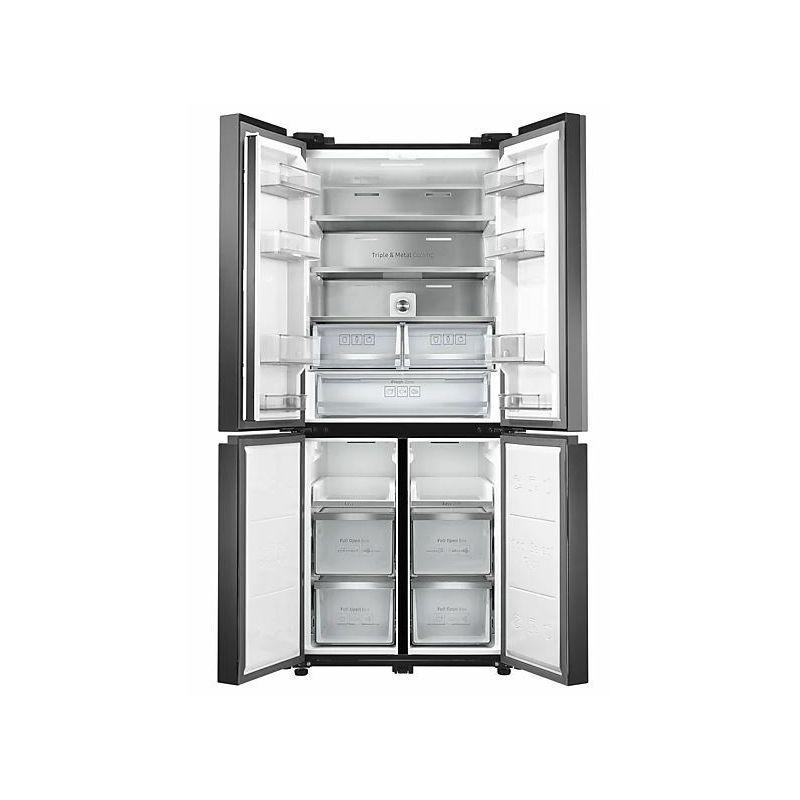 Samostojeći hladnjak Samsung RF50N5970B1/EO black (F)