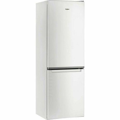 Samostojeći hladnjak Whirlpool W5 811E W, A+, 188 cm, kombinirani hladnjak, bijeli