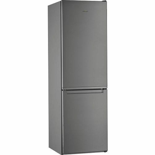Samostojeći hladnjak Whirlpool W5 821E OX, A++, Low Frost, 188 cm, kombinirani hladnjak, inox
