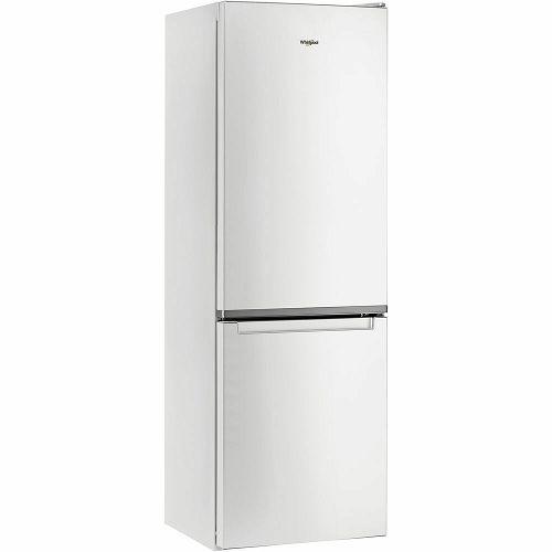 Samostojeći hladnjak Whirlpool W5 821E W, A++, Low Frost, 188 cm, kombinirani hladnjak, bijeli