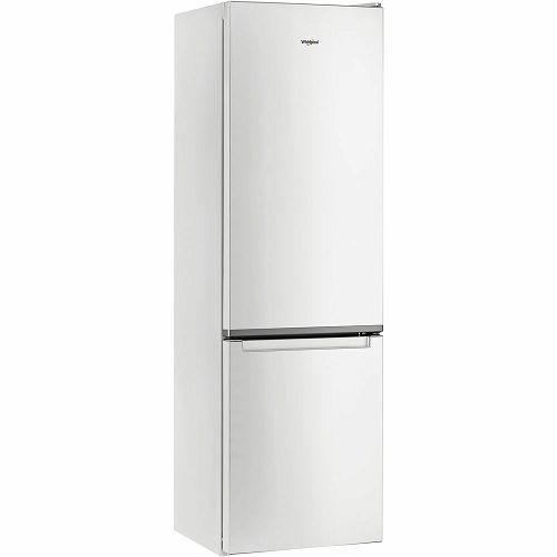 Samostojeći hladnjak Whirlpool W5 911E W, A+, Low Frost, 201 cm, kombinirani hladnjak, bijeli