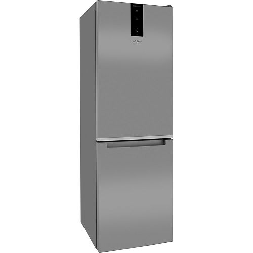 Samostojeći hladnjak Whirlpool W7 811O OX, A+, No Frost, 189 cm, kombinirani hladnjak, inox