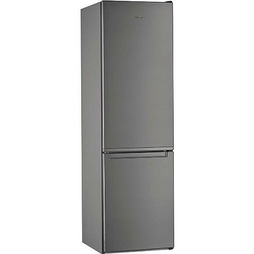 Samostojeći hladnjak Whirlpool W7 911I OX, A+, No Frost, 201 cm, kombinirani hladnjak, inox