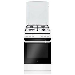 Samostojeći štednjak Amica 58GE2.33EHZpP(W), plinski, bijeli