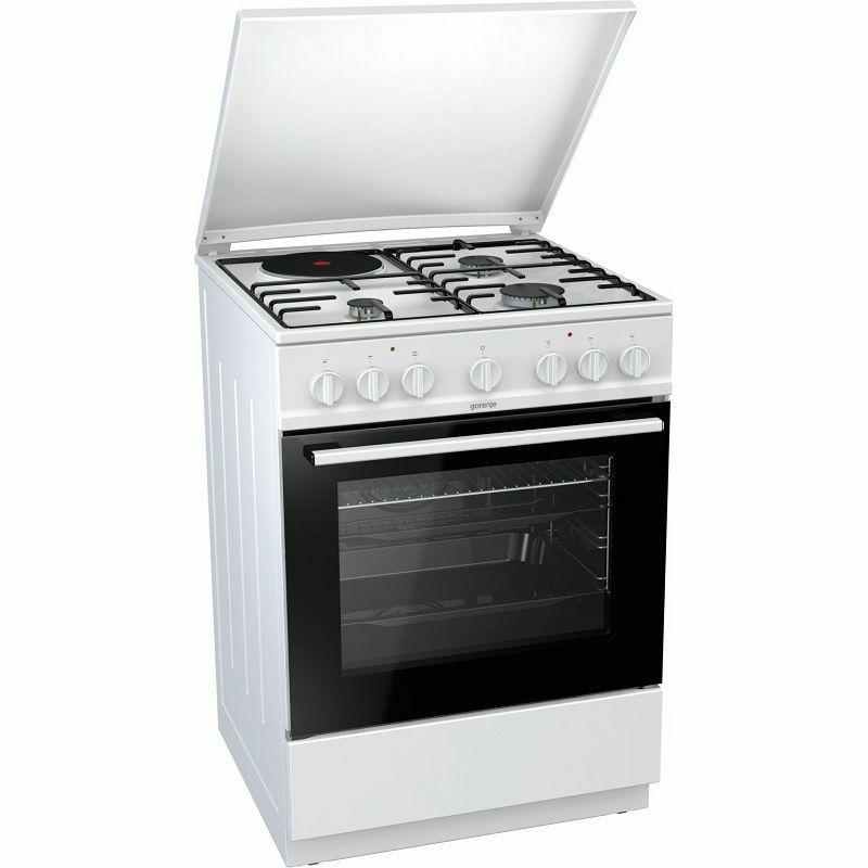 Samostojeći štednjak Gorenje K6241WD