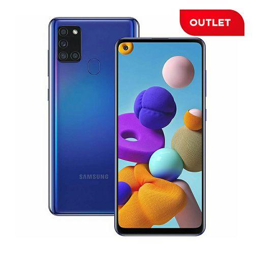 Samsung Galaxy A21, plavi (outlet uređaj)