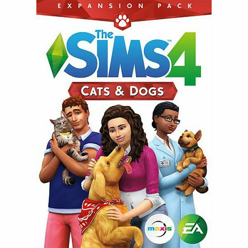 Sims 4 Cats & Dogs (EP4) PC