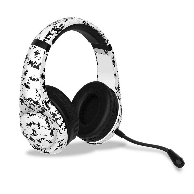 Slušalice 4Gamers Ps4 Stereo Gaming Headset Camo Edition - Arctic