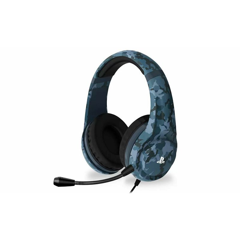 Slušalice 4Gamers Ps4 Stereo Gaming Headset Camo Edition - Midnight
