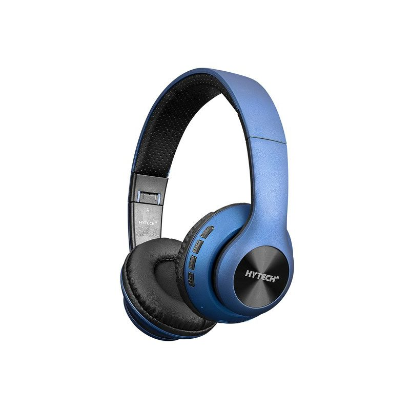 Slušalice HYTECH HY-XBK15 BARD, mikrofon, Bluetooth, plave