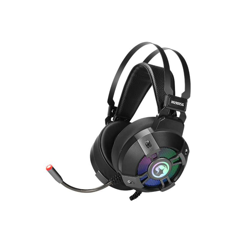 Slušalice MARVO SCORPION HG9015G, mikrofon, LED, 7.1 Surround Sound, PC/PS4/PS5, USB, crne