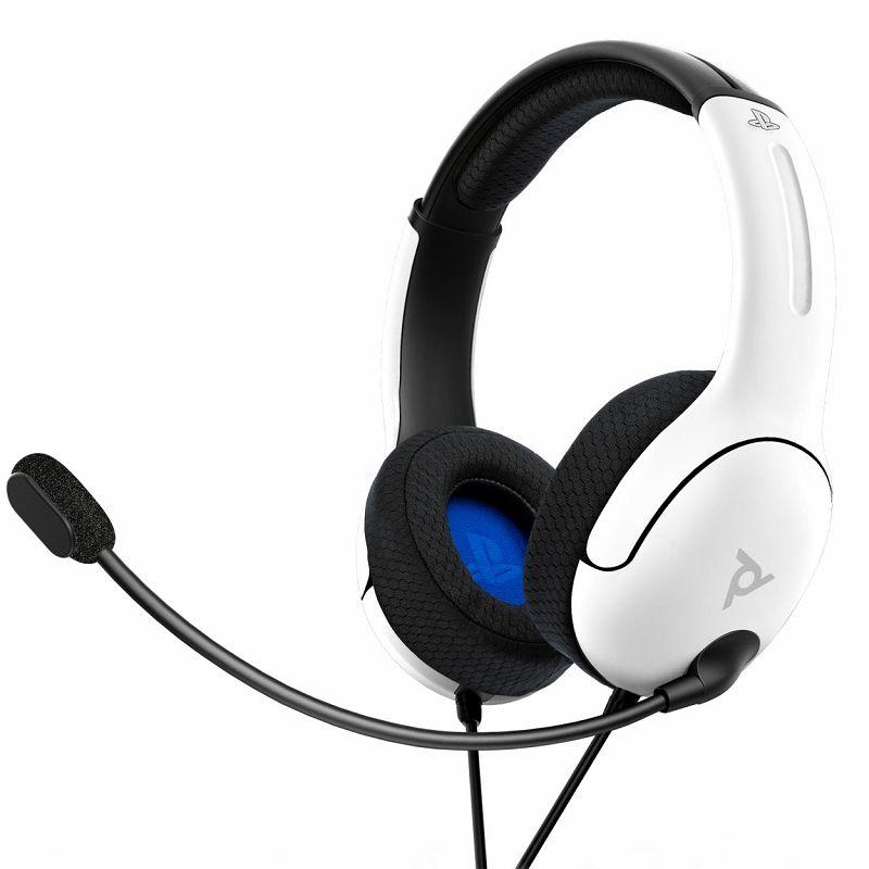 Slušalice Pdp Ps4/Ps5 Stereo Headset Lvl40 White